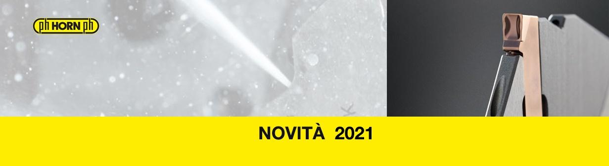 Nuovi prodotti Horn 2021