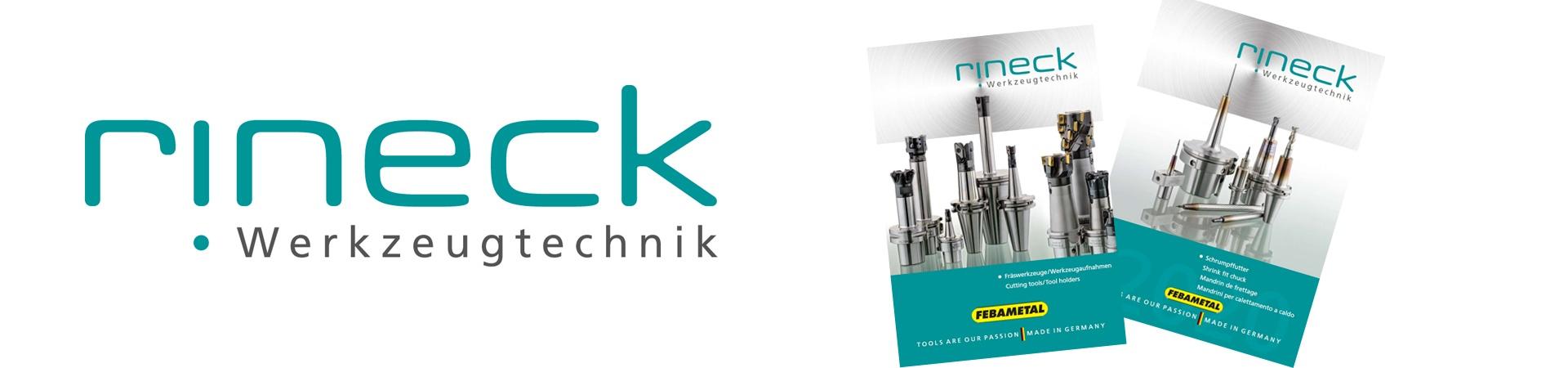 Aggiornamento cataloghi Rineck