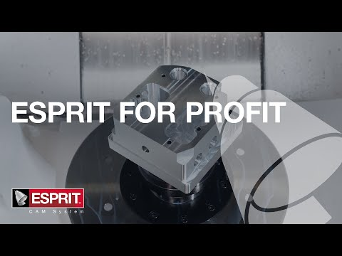 Embedded thumbnail for ESPRIT for Profit