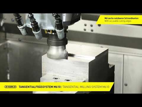 Embedded thumbnail for Sistema di fresatura tangenziale 610